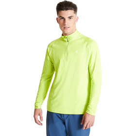 Dare 2b Fuse Up II Core Stretch Shirt Heren, lime punch